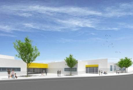 Impulso a los nuevos colegios del barrio sur de Zaragoza