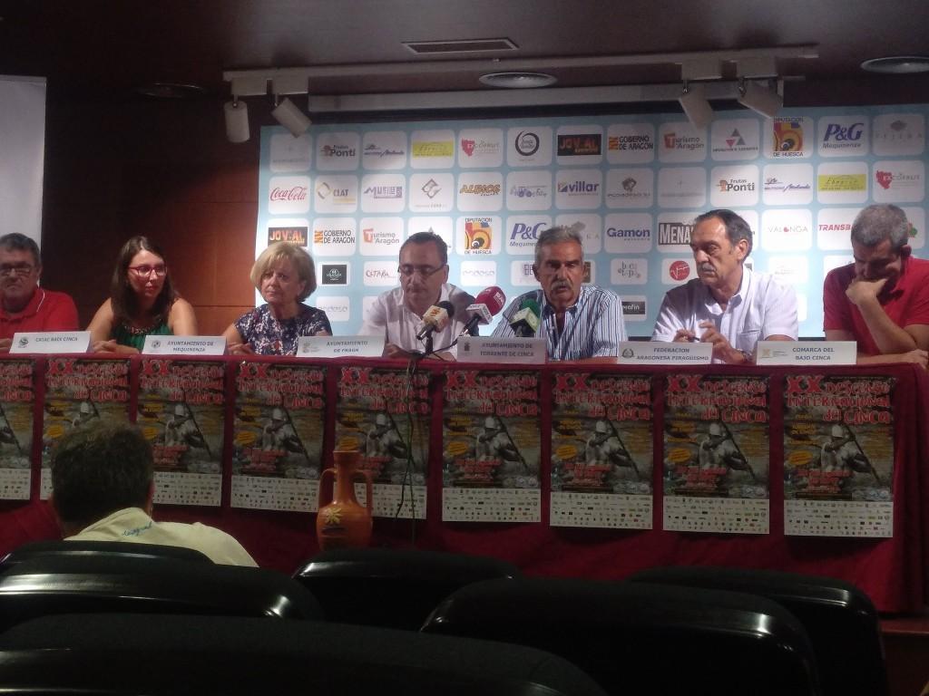 El Descenso Internacional del Cinca celebra su XX Aniversario con el hermanamiento del Sella asturiano