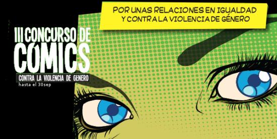 Cómics para fomentar las relaciones de igualdad y rechazar la violencia machista