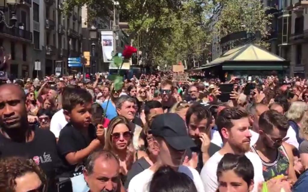 Barcelona responde: «No tenim por»