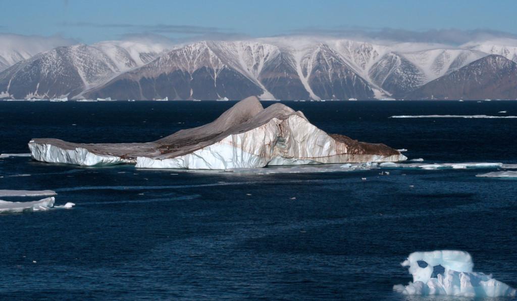WWF subraya que la falta de hielo del Ártico recuerda la urgencia de luchar contra el cambio climático