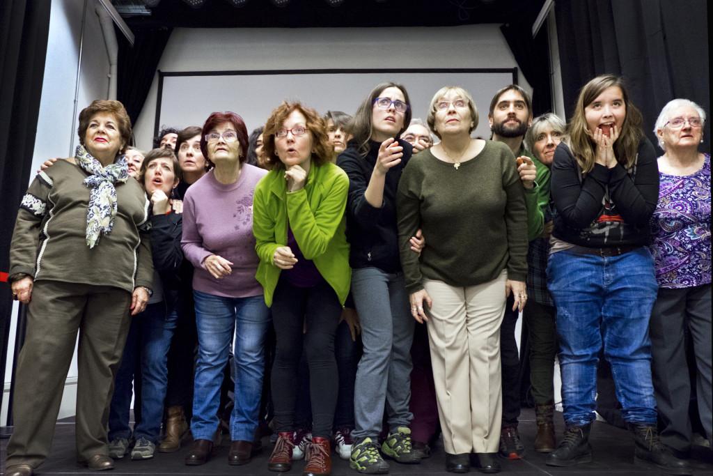 Comienzan los grupos de Teatro Comunitario en barrios del Gancho y San José