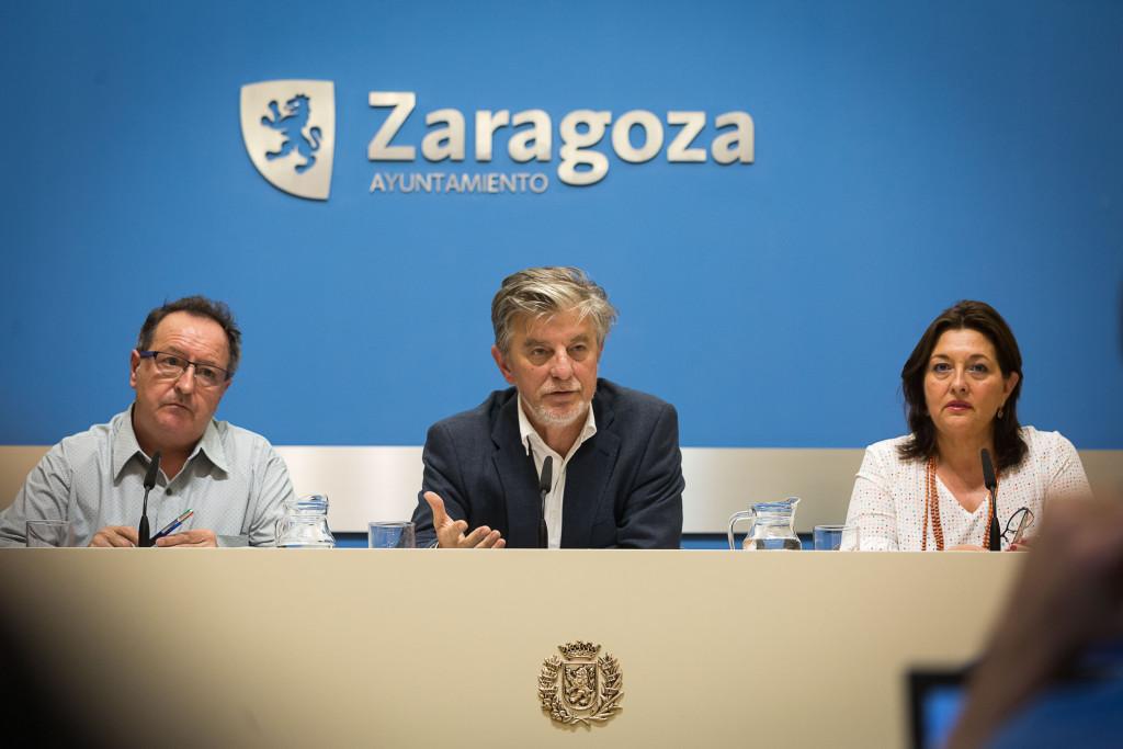 Pacto por la cooperación de todos los grupos en el Ayuntamiento de Zaragoza