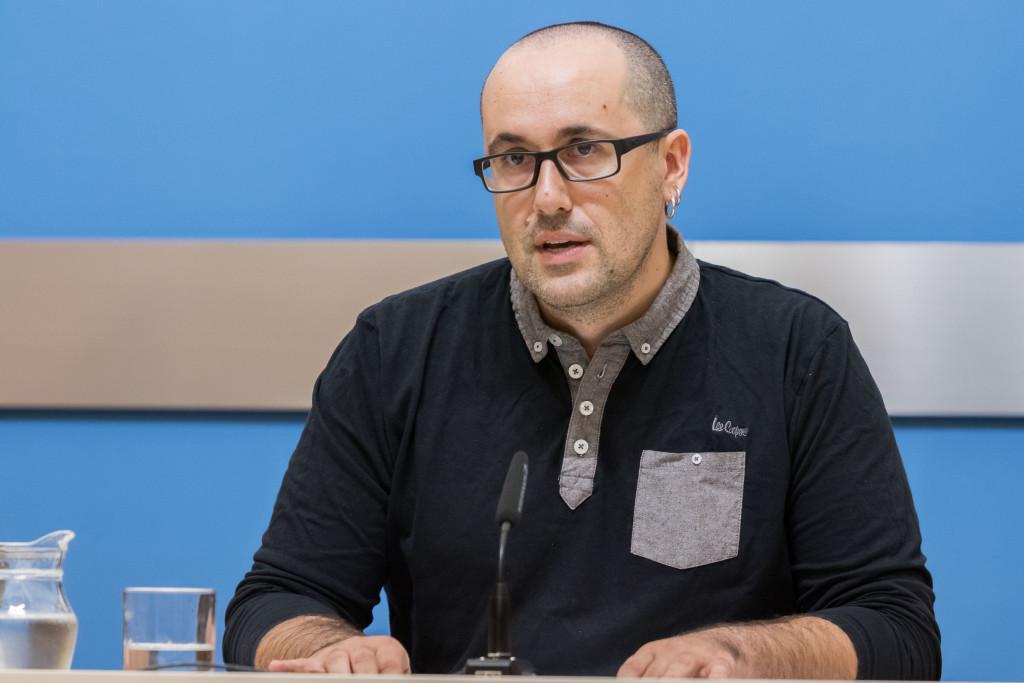 """Cubero acusa a la oposición de """"dejación de funciones"""" con respecto a Ecociudad"""