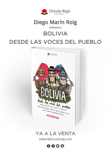 Bolivia desde las voces del pueblo de Diego Marín Roig