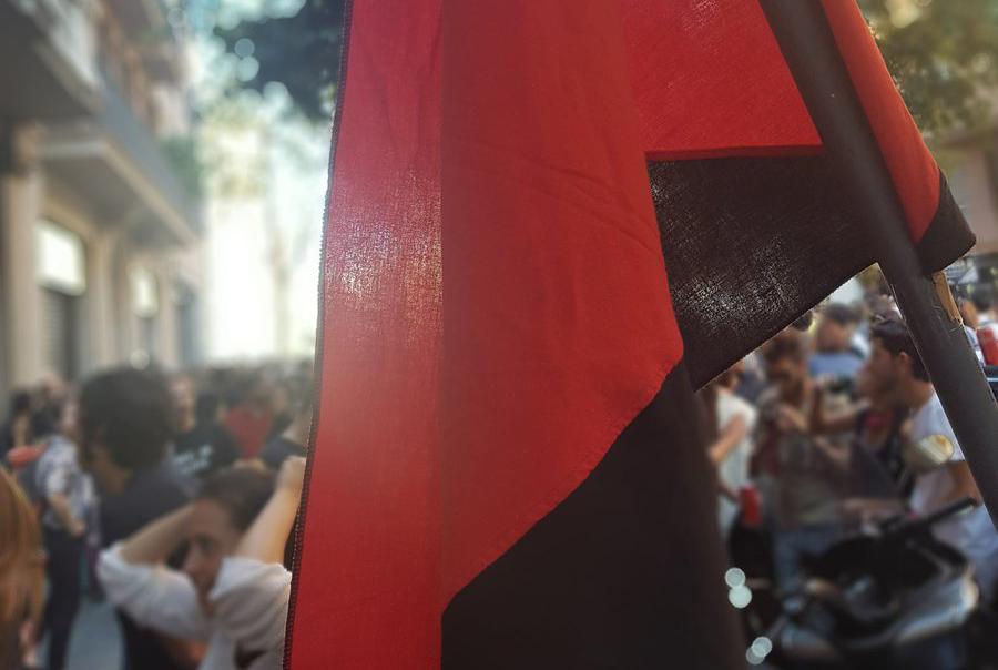 """CNT ante el 1-O: """"Frente a la represión, defender los derechos y libertades"""""""