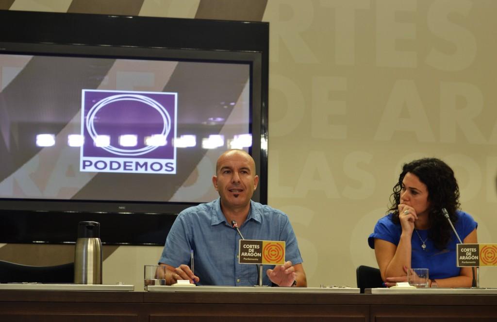 Podemos Aragón apuesta por aumentar la Educación Artística en Primaria y propone que las clases de Música aumenten a dos horas semanales