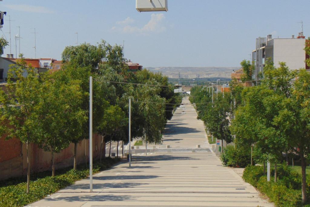 El Ayuntamiento de Zaragoza estudia completar el corredor verde entre Oliver-Valdefierro-Miralbueno y el río Ebro