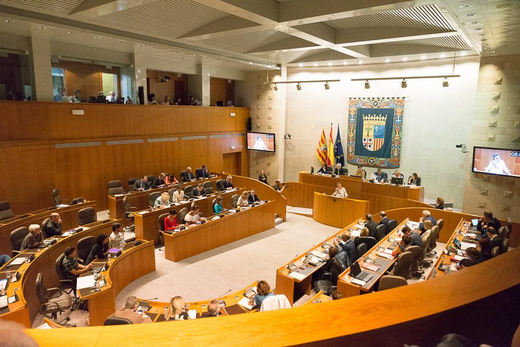 CHA presenta 7 propuestas de resolución y otras 23 con el PSOE para el Debate del estado de Aragón