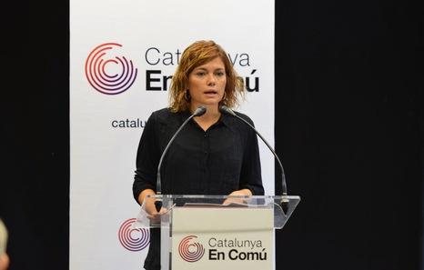Las bases de Catalunya en Comú deciden participar en el referéndum