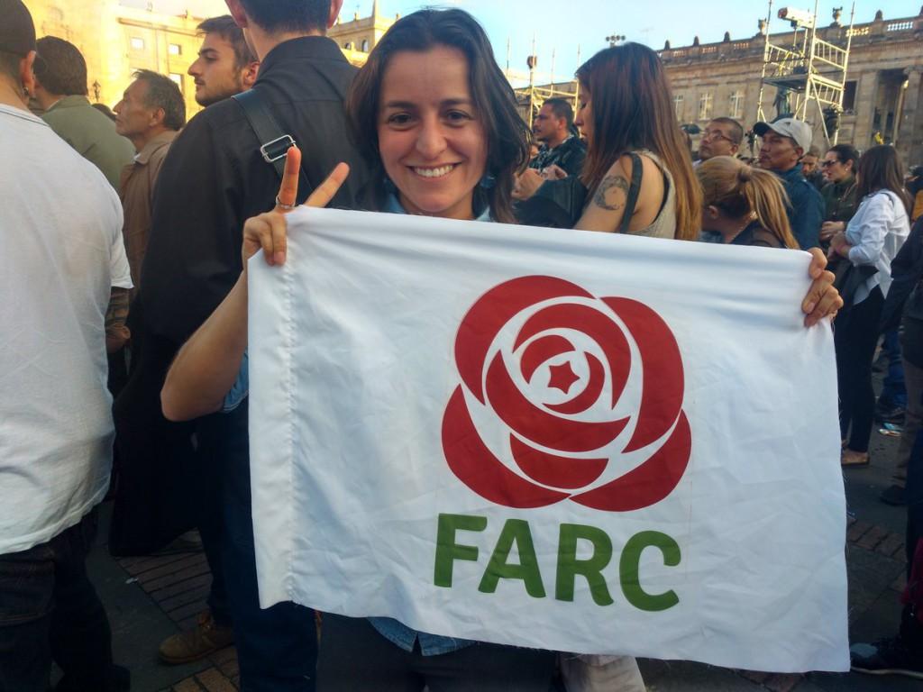 La FARC se convierten en partido político