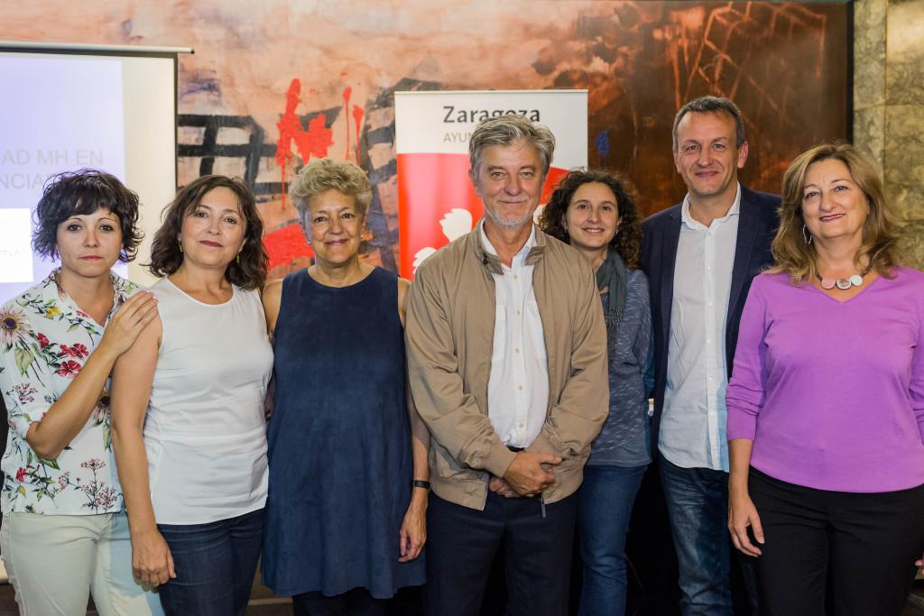 Zaragoza suscribe la 'Carta de la Igualdad Mujer-Hombre en las Artes Escénicas'