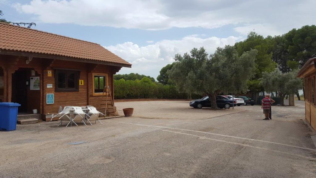 El Camping Municipal de Alcanyiz reabre sus puertas tras 18 meses de inactividad