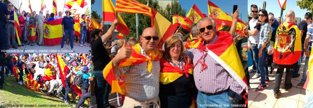 El PCE y la UJCE en Aragón ante la vulneración de derechos civiles y la autoritaria postura del Gobierno del Estado español