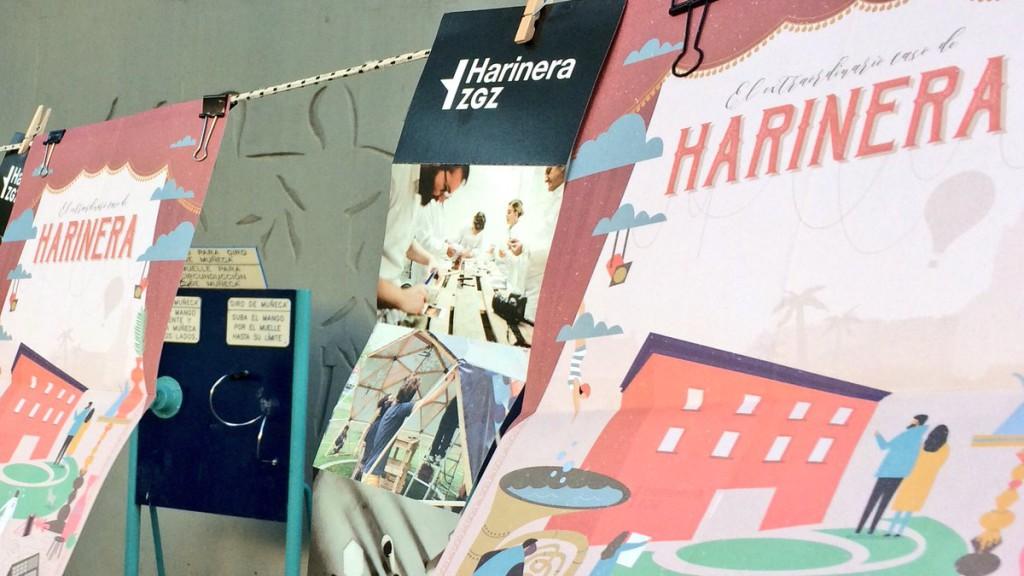 Once proyectos culturales en residencia habitarán las dos nuevas plantas de Harinera ZGZ