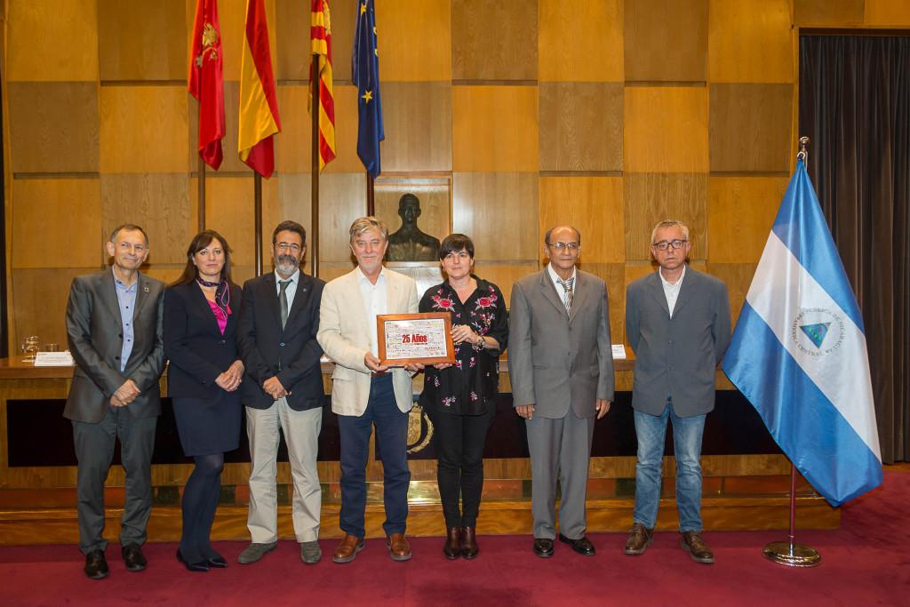 Zaragoza celebra su 25 aniversario con la ciudad nicaragüense de León