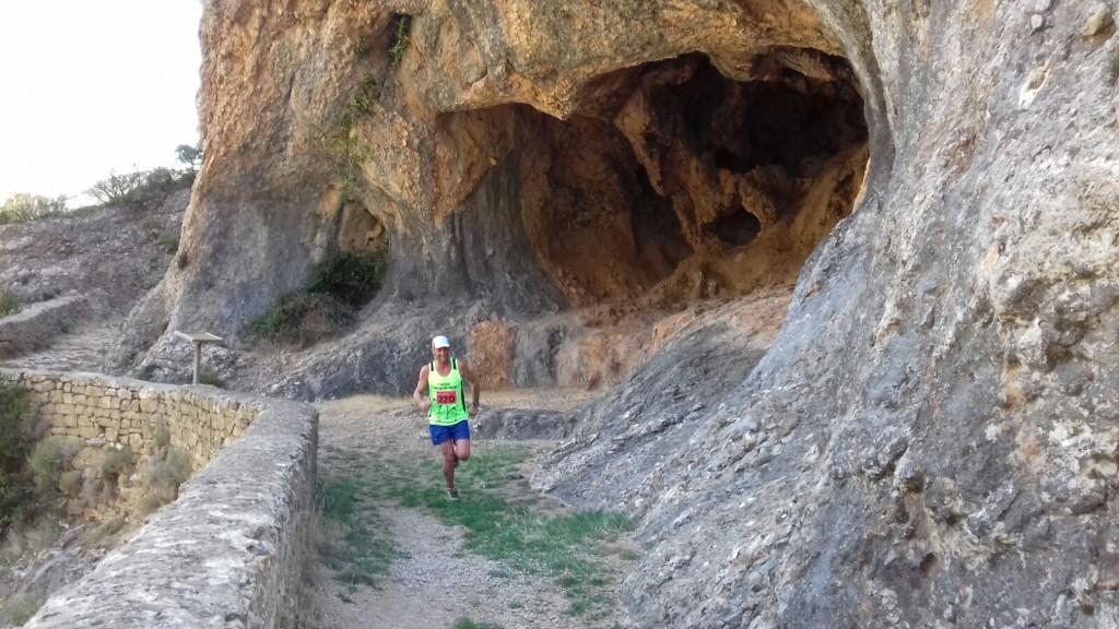 Daniel Cremades y María José Caballero mejores tiempos en la Carrera de Montaña de los Mallos de Riglos