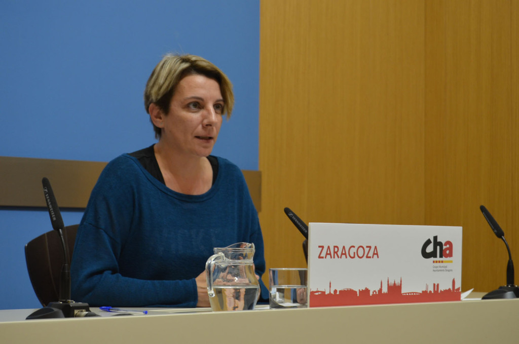 CHA propone conmemorar el 900 aniversario de la incorporación de Zaragoza al Reino de Aragón
