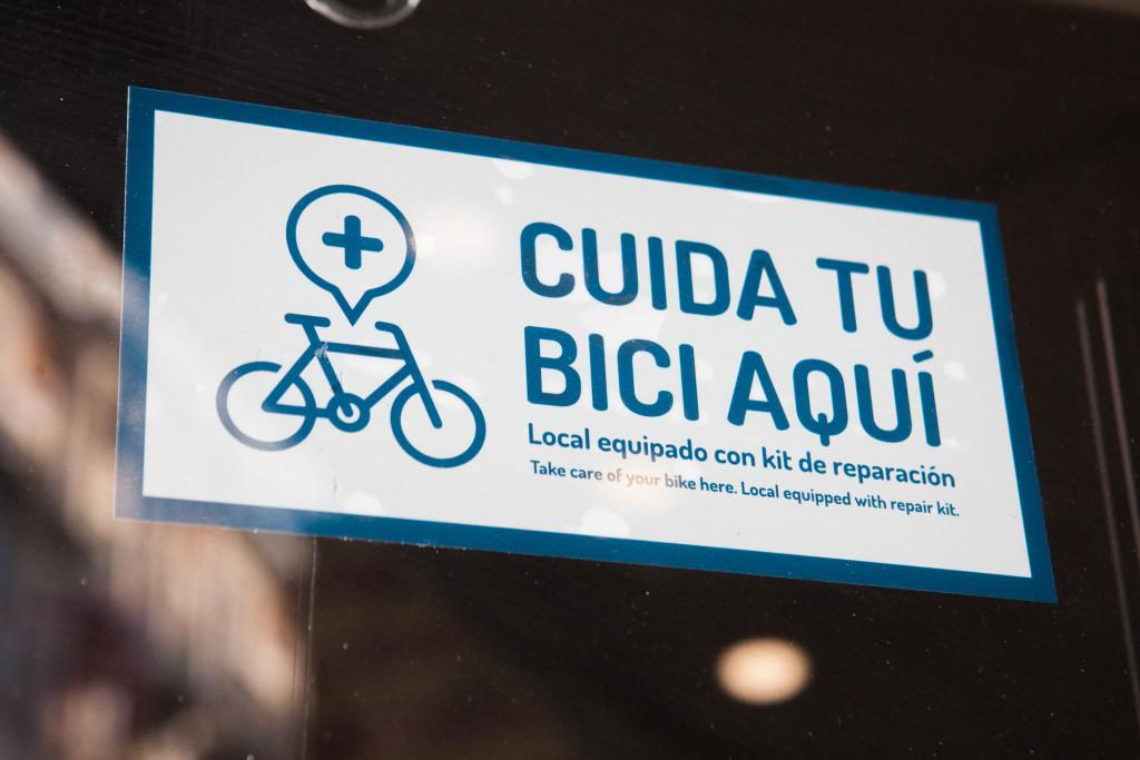 'Cuida tu bici aquí' y el plano 'Minuto Sostenible', para una movilidad más limpia, compartida e inteligente