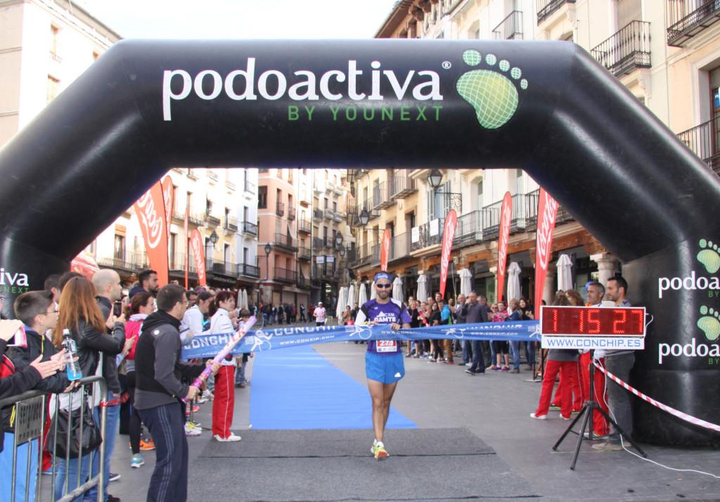 La XV Media Maratón Teruel incluirá la Carrera del Amor 7K por parejas