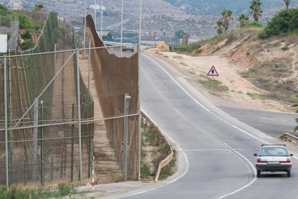 Melilla, una aproximación: del centro a la Valla