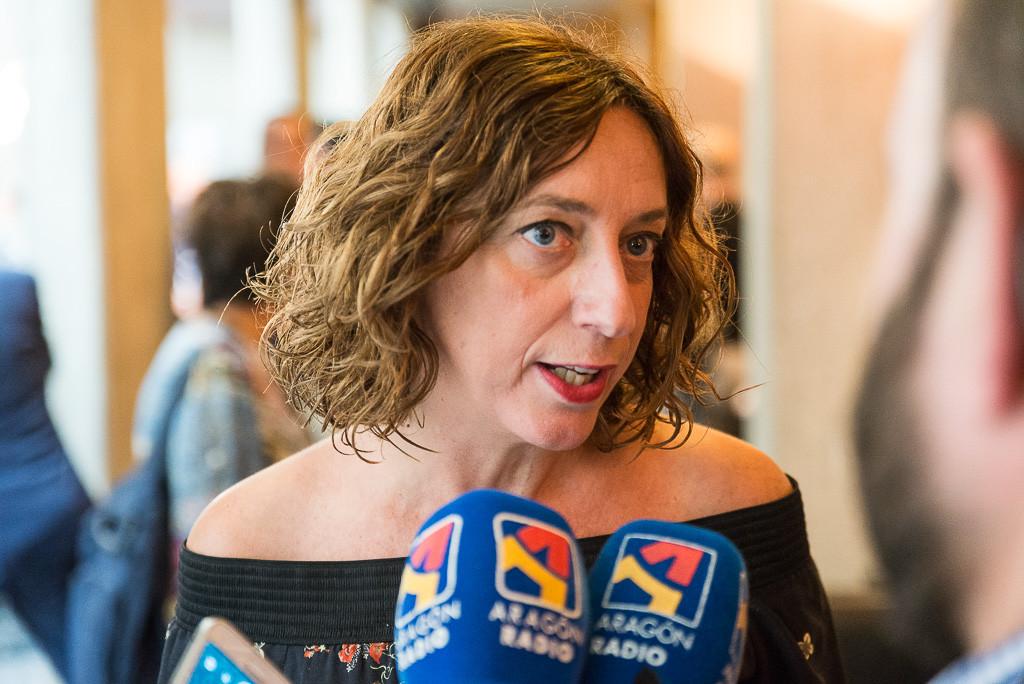 Luquin pedirá a Lambán que el Gobierno de Aragón apoye la huelga feminista del 8M