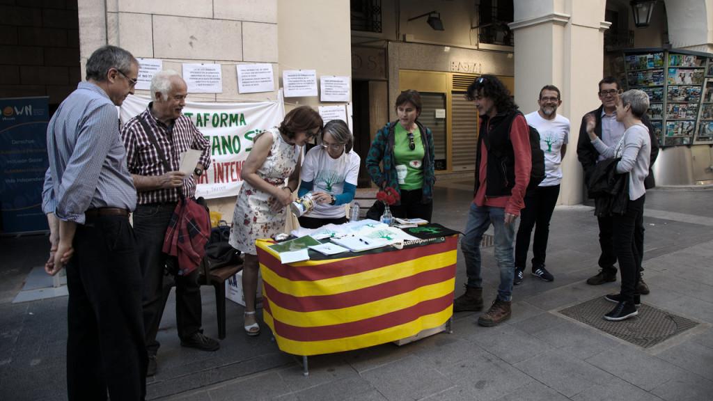 La Plataforma Loporzano SIN Ganadería Intensiva participará en el Mercado Agroecológico de Zaragoza