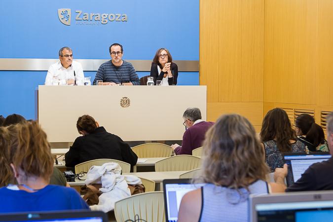 El Ayuntamiento de Zaragoza prepara la realización de un barómetro municipal