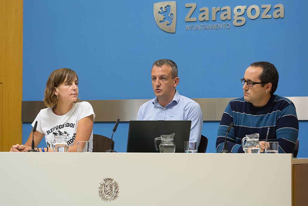 El Gobierno de Zaragoza aprueba la propuesta de ordenanzas fiscales que congela el IBI a todas las viviendas y pequeños comercios
