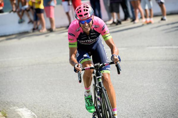 Aragón recupera su vuelta ciclista