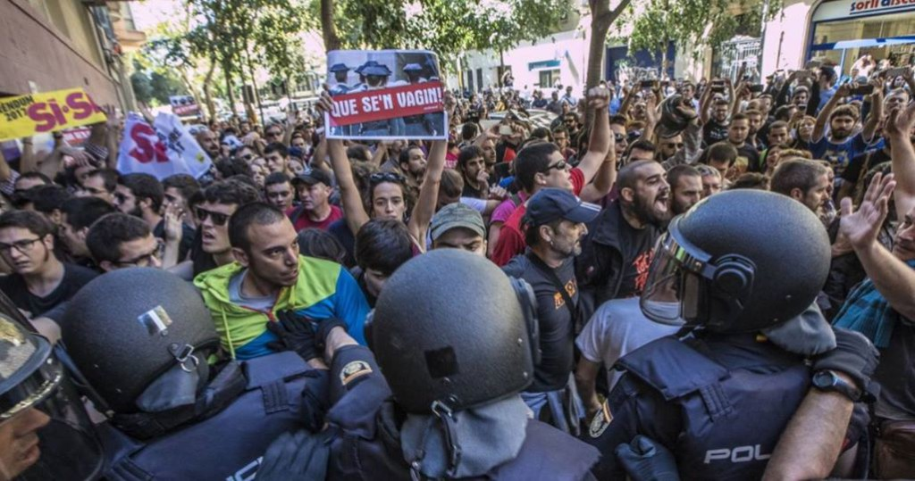 """CGT considera que """"la respuesta del gobierno español a la libertad de expresión"""" es """"absolutamente desproporcionada, intolerable y autoritaria"""""""