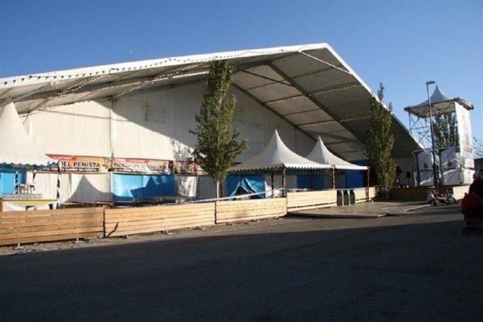 Las carpas de Fiestas del Pilar deberán estar instaladas el 25 de septiembre