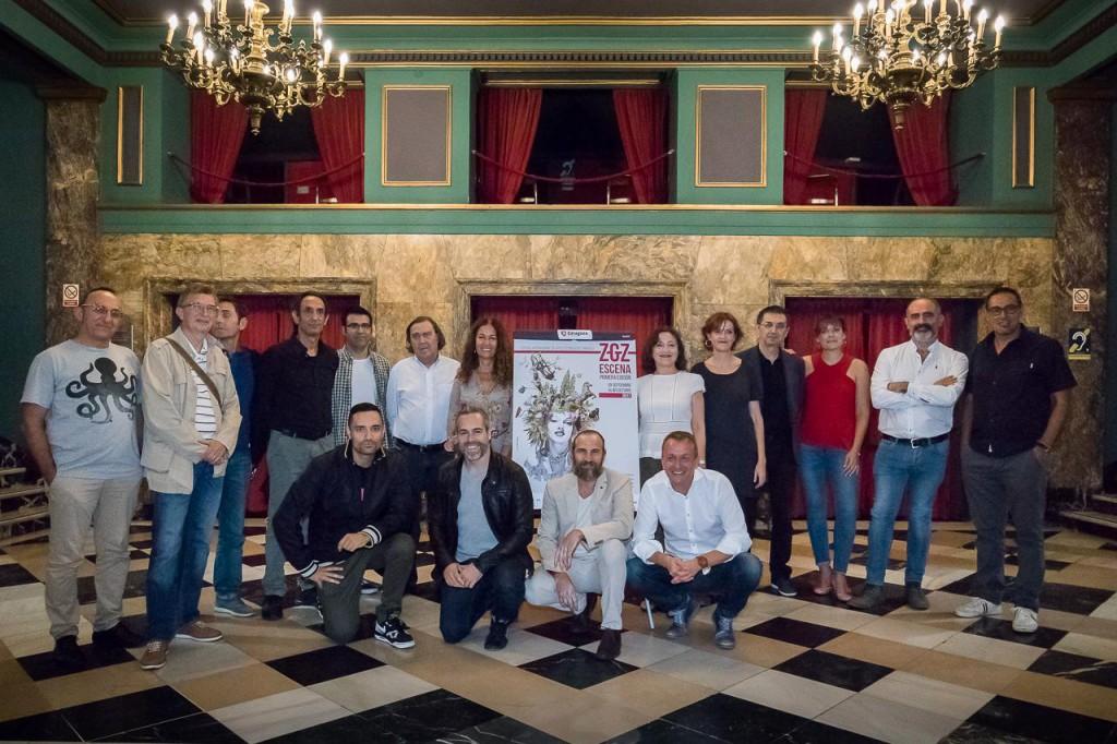 25 espectáculos de artes escénicas para la primera edición del Festival Internacional Zaragoza Escena 2017