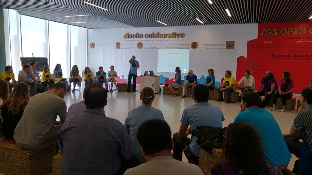 El Hackathon 100 ideas ZGZ busca proyectos reales para mejorar la ciudad inteligente