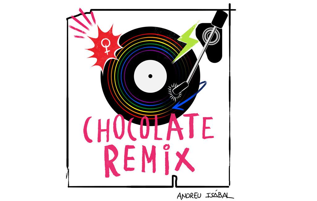 """""""Chocolate remix"""": La revolución d'el reggaeton lesbico"""