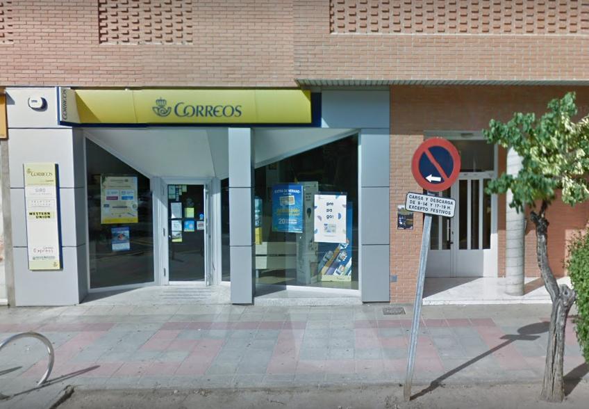IU Utebo satisfecha por la ampliación del horario de la oficina de Correos