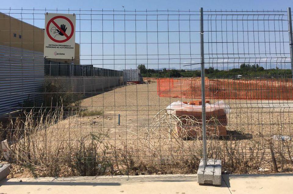 La construcción del nuevo colegio de Pedrola tampoco empezará en lo que resta de 2017