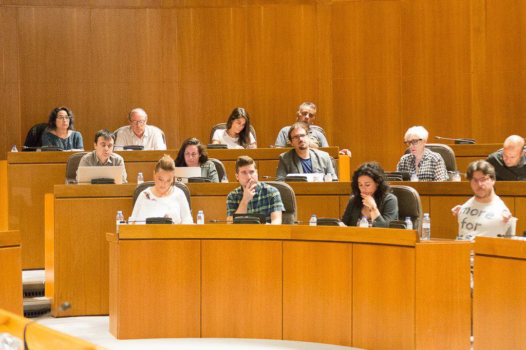 Podemos propone al Gobierno de Aragón que active medidas para afrontar la precariedad laboral