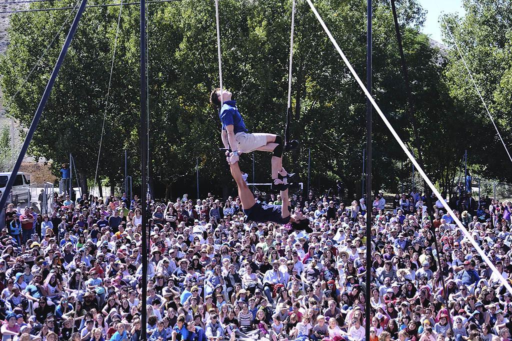 Gran gala Gaire de Circo. Foto: Mai Iabrgüen