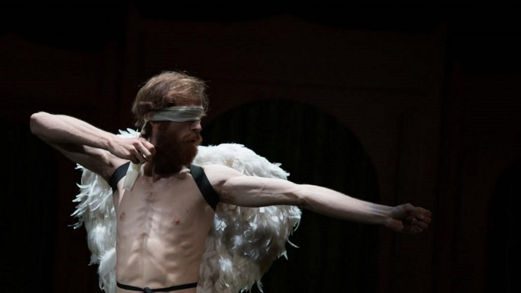 Nao d'amores muestra en el teatro de la estación el 'Triunfo de Amor'