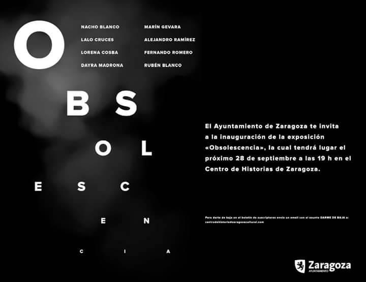 'Obsolescencia', la exposición que reflexiona sobre el no retorno