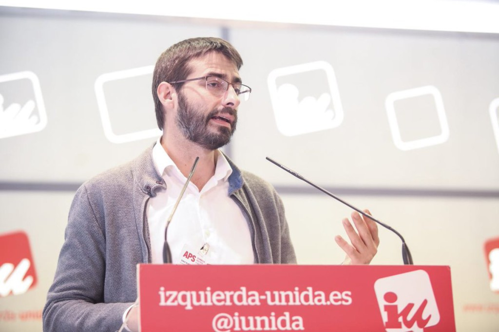 """IU Aragón pide a Delegación del Gobierno """"tolerancia cero"""" contra la actividad de grupos de extrema derecha"""