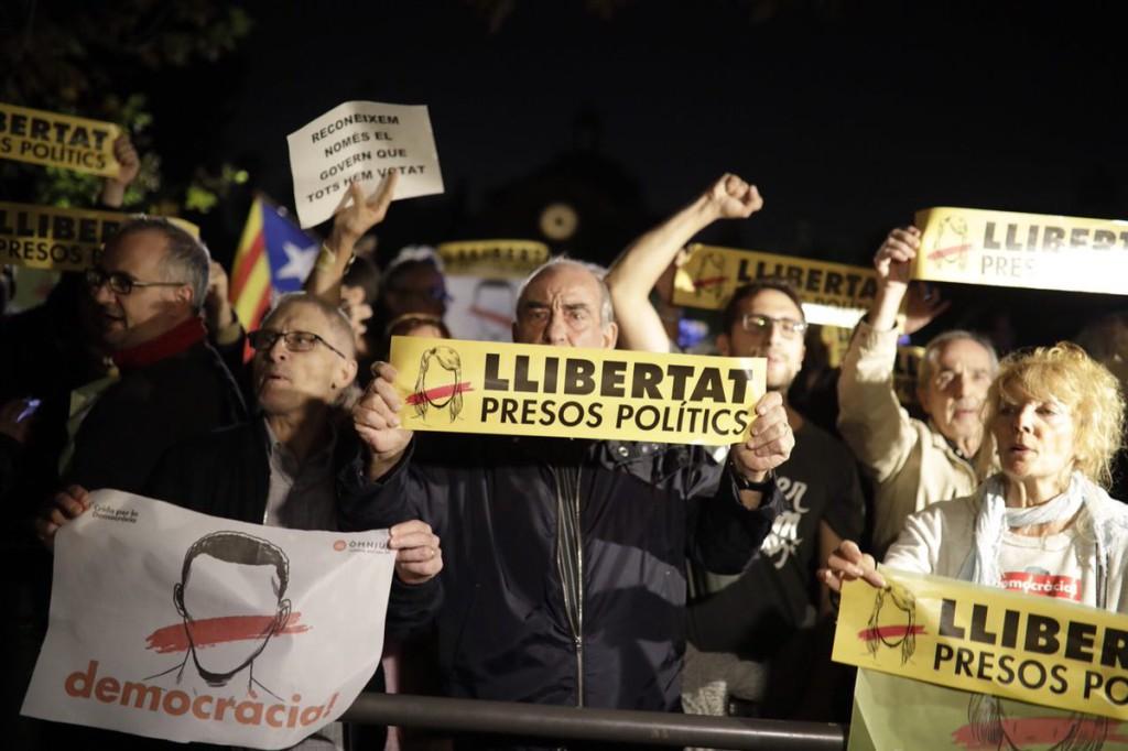 La Fiscalía pide 177 años de prisión para los encausados por el proceso soberanista catalán