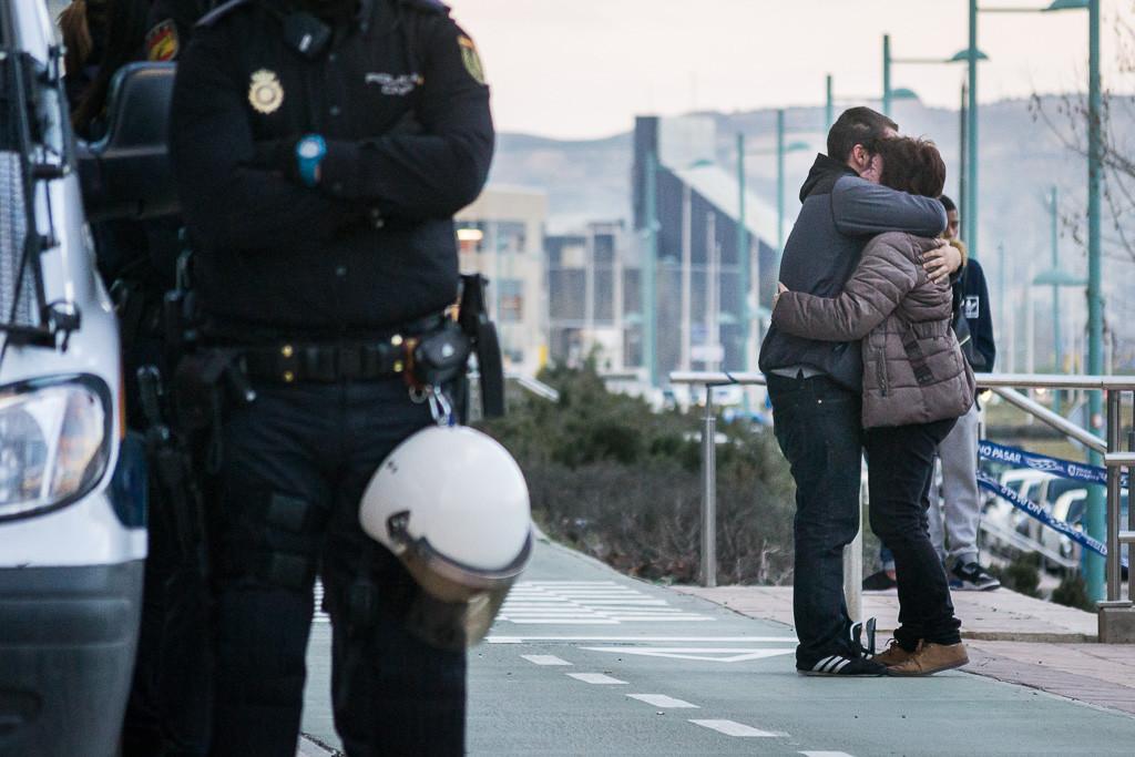 Los 10 de Zaragoza: Dos años de lucha por su absolución