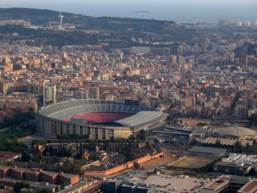 El Barcelona-Las Palmas se juega finalmente a puerta cerrada
