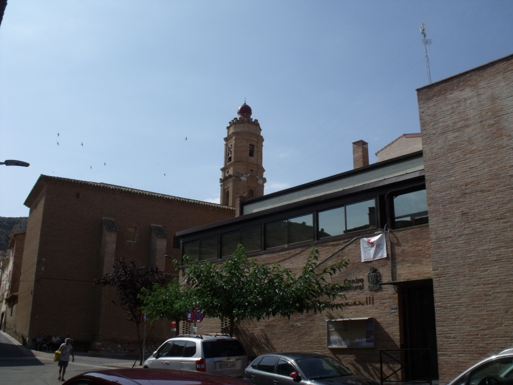 IU de Cadrete critica al Ayuntamiento por su gestión ante una fuga de gas