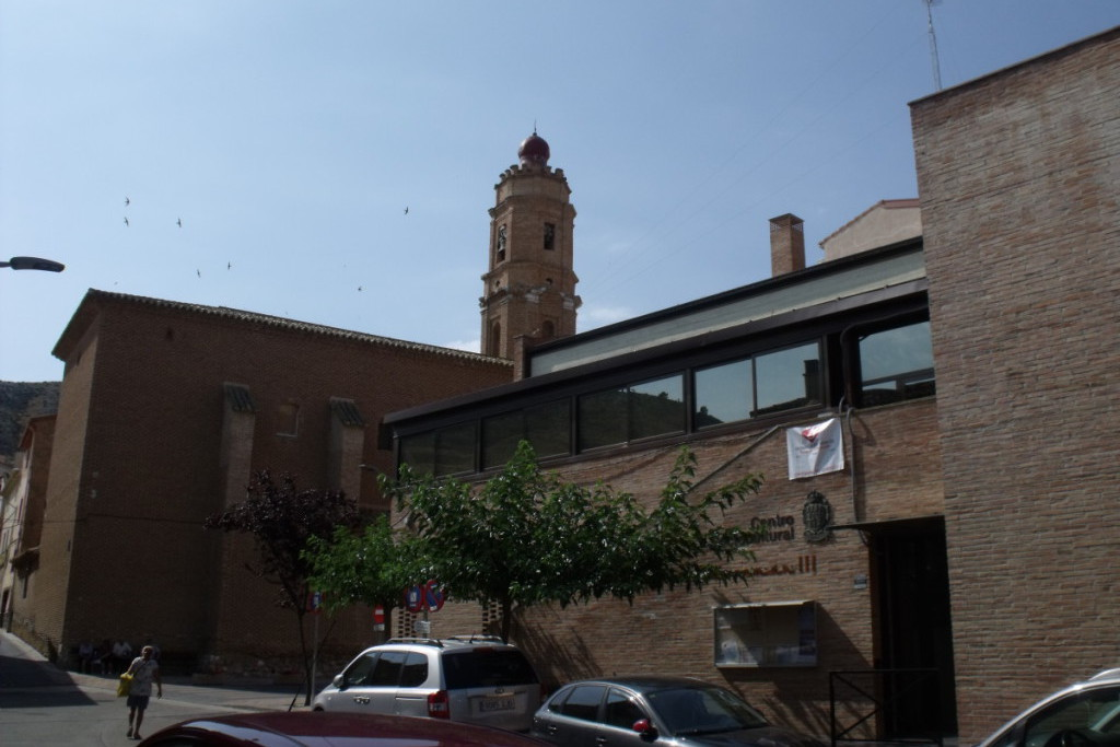 El Chustizia d'Aragón da la razón a IU y sugiere al Ayuntamiento de Cadrete que derogue la prohibición establecida sobre el uso de los locales municipales