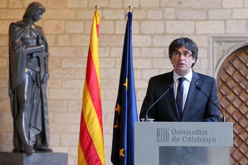 JxCat y ERC pactan en Bruselas la investidura de Puigdemont