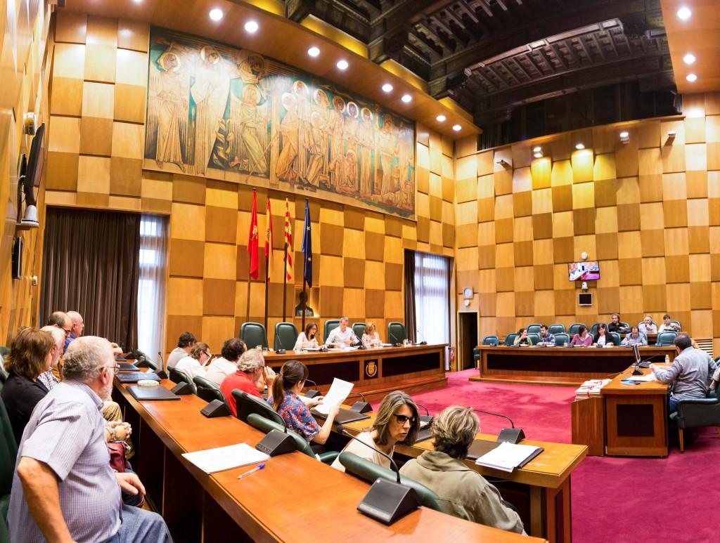 El Área de Cultura del Ayuntamiento de Zaragoza hace públicas por primera vez sus memorias de gestión