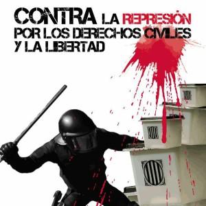 Derechos Civiles Contra la represión